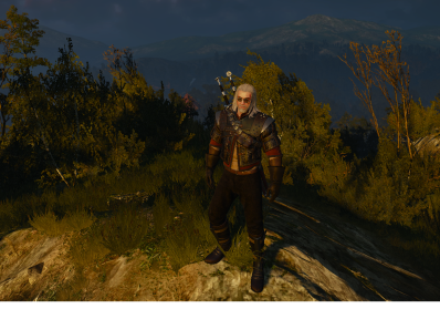 Witcher 3 Glasses